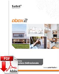 BROCHURE ABAX 2 INSTALLATORE