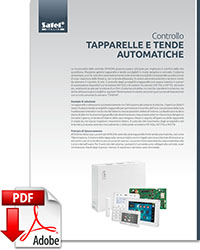 DOMOTICA TAPPARELLE