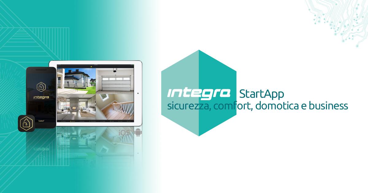INTEGRA StartApp