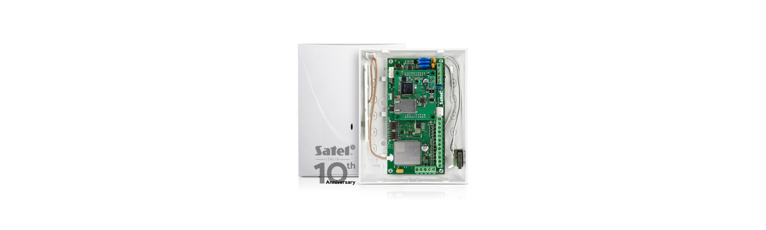 Satel Italia 10th Anniversary – GSM-X